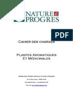 Cahier des charges Plantes Aromatiques Et Médicinales.pdf
