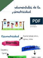 Bases Fundametales de La Psicomotricidad