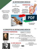 CONCEPTOS & DEFINICIONES BÁSICAS DE FISICOQUÍMICA