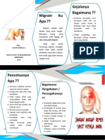 leaflet migrain