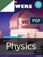 Physics HL - ANSWERS - Chris Hamper - Second Edition - Pearson 2014.pdf