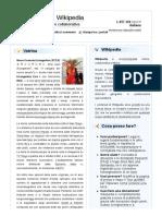 Pagina Principale