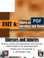 (PART I) UNIT 6 Illnesses & Injuries Naranjo, Sedano Report