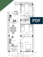 Casa Lineth - Opción 2