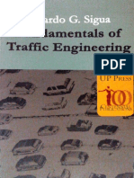 11. Fundamentals of Traffic Engineering - Ricardo G. Sigua.pdf