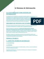 Principios de Sistemas de Información Contables
