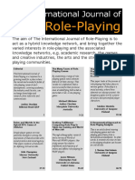 International Journal of Role-Playing (first issue).pdf