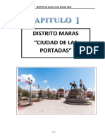 Plan de Contingencia Ante El Fenómeno de Heladas y Friaje Centro de Salud Clas Maras 2018