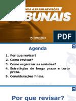 Aula Revisao TRTs ALUNOS