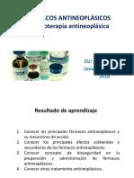 4.- Farmacos Antineoplasicos 2018