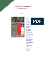 Asesinato en Washington El Caso Letelier