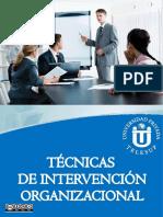 Técnicas de Intervencion Organizacional