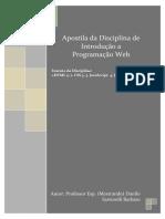 Apostila Prova Programação IBFPOS