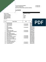 Format Nilai Rapor 20171 X OTKP Administrasi Umum