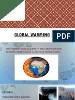 Alp i12 Global Warming