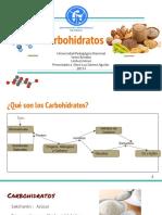 Carbohidratos presentacion