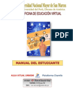 Manual Usuario Estudiante