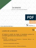 Valorización Minera