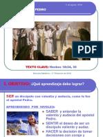 El Ministerio de Pedro