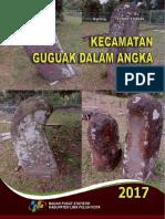 Kecamatan Guguak Dalam Angka 2017