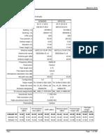 Link Budgets LTE April Target Batch-1