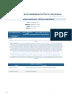 Perfil Competencia Mantenedor Electrico Base General -mantenedor eléctrico