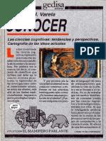 Conocer- Las Ciencias Cognitivas - tendencias y perspectivas - Varela, Francisco.pdf