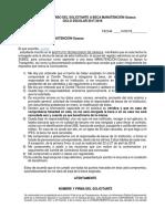 Carta Compromiso 2017-2018
