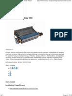 Dynamo Machine (Replica), 1866 - Siemens Global Website