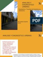 Analisis y Diagnostico Urbano