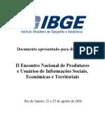 """Ipea - o Sistema Classificatório de """"Cor Ou Raça"""" Do Ibge"""