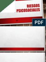 Protocolo de Evaluación de Riesgos Psicosociales