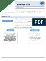 Diario de Clases 1