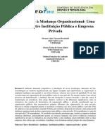 Resistência à Mudança Organizacional Uma.pdf