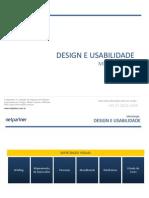 Design e Usabilidade (Metodologia)