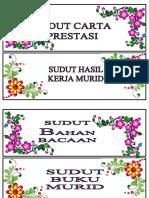 Label Sudut Pak 21