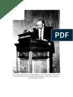 14 - Eduardo Matos Triptico Del Pasado -Discurso de Ingreso