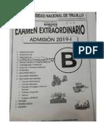 Examen Excelencia 2019 i b
