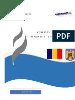 Guide Roumanie