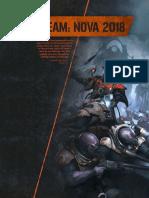 Nova 2018 Event Pack
