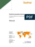 ThinPrint Connection Service e
