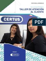 Taller Atencion Al Cliente