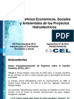 beneficiosdelosproyectoshidroelectricos-121008100507-phpapp01