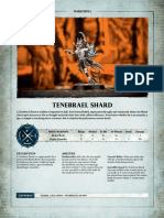 Aelf Tenebrael Shard