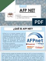 AFP NET Ultimo