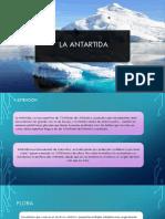 La Antartida