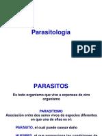 Generalidades Parasitos y Amebiasis