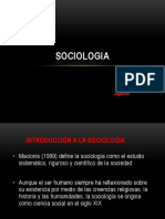 1. 1. SOCIOLOGIA