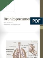 lapkas Bronkopneumonia