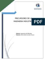 [Linea Del Tiempo_ingenieria Industrial